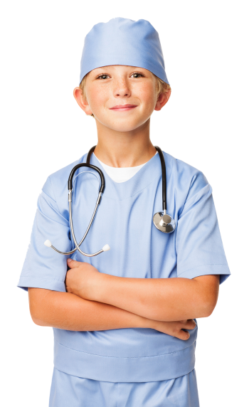 Kid Doctor; Doctor Tag Game